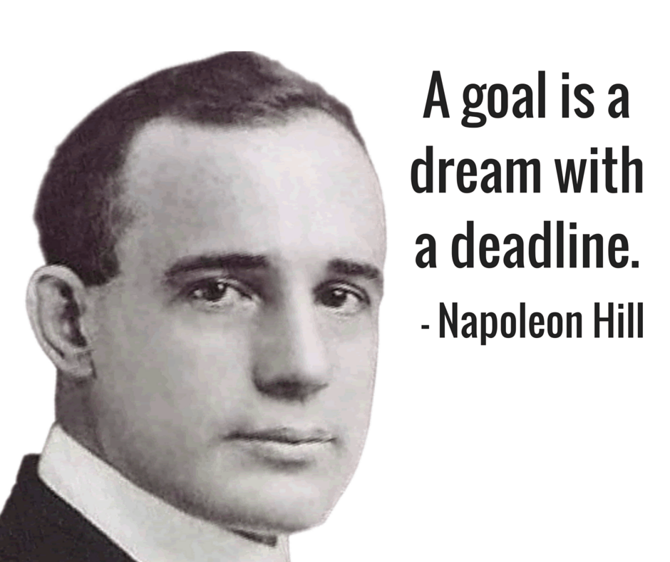 a-goal-is-a-dream-napoleon-hill-quote